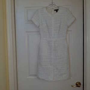 Banana republic of white size 0 dress  for
